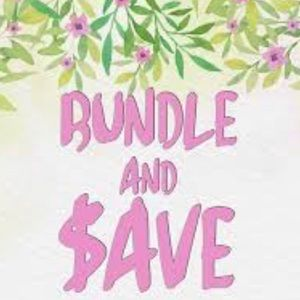 🌸Bundle TWO or MORE and save!🌸